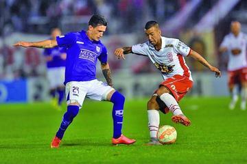 Huracán recibe a Defensor Sporting