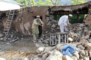 Los muertos por el terremoto en Afganistán ascienden a 115
