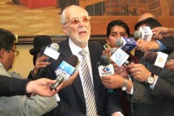 Jorge Von Borries renuncia a la presidencia del Tribunal Supremo Justicia