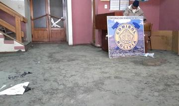 Comibol anuncia demandar a comunarios de Cantumarca por  atentado a sus oficinas