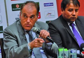 España ofrece ayuda clubes bolivianos