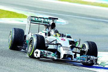 La Fórmula Uno retorna a México tras 23 años