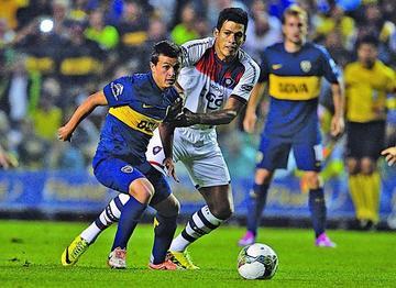 Boca va por el título de argentina