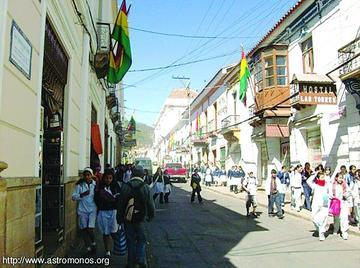 En Sucre abre Congreso de Culturas en Movimiento