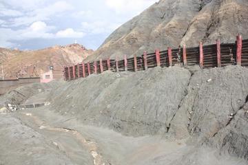 Cantumarca endurece protesta contra la contaminación minera
