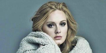 La nueva canción de Adele  bate récord en descargas