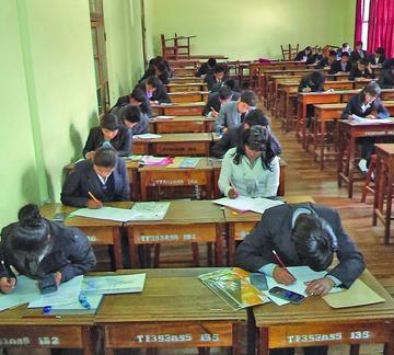 Piden comprender a alumnos reprobados