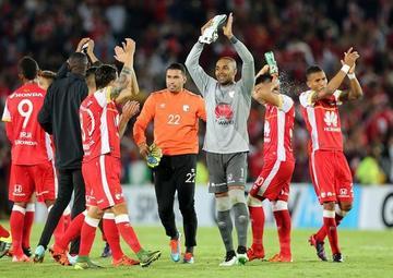 Luqueño recibe a Independiente Santa Fe