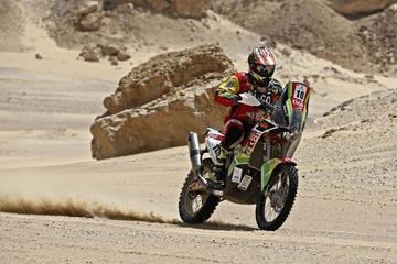 Salvatierra ultima detalles para el Dakar