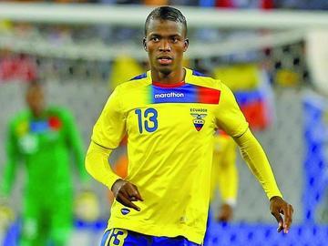Ecuador llama a Enner Valencia y descarta a Antonio Valencia tras lesiones