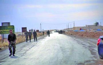 Confirman que usan gas tóxico en combates en el terreno sirio