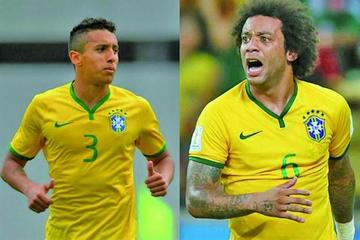 Brasil ya tiene dos bajas para las eliminatorias