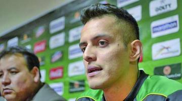 Jhsamani Campos es baja en la Selección Nacional por tarjetas amarillas
