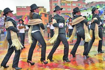 Preparan primer Convite de Carnaval de Oruro 2016