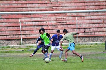 Potosí y Tarija abren el nacional Sub-18