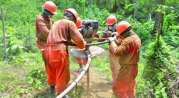Confirman millonaria inversión en exploración en área de hidrocarburos