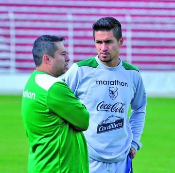 Rodrigo Ramallo asegura que jugaría lesionado
