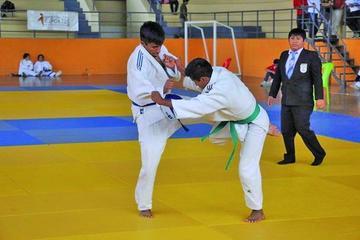Potosí conquista 13 medallas en el nacional de Judo
