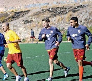 Nacional conocerá hoy si jugará el domingo con la U