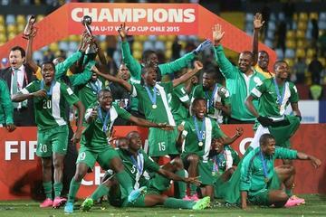 Nigeria gana en Chile su quinto mundial sub-17