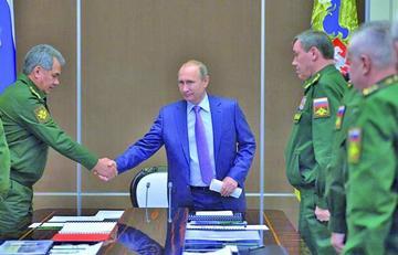 Rusia reforzará arsenal nuclear en respuesta a Estados Unidos