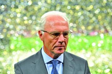 Involucran a Beckenbauer en caso de corrupción