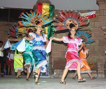Grupos de danza estarán en Potosí
