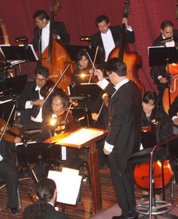 FIC abre con la Sinfónica Carpio y Savia Andina
