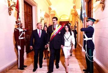 EEUU detiene a ahijado y sobrino de Maduro por cargos de narcotráfico, según WSJ