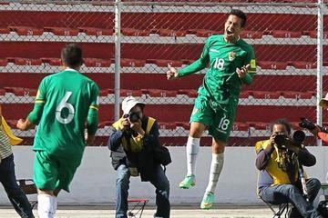 Bolivia suma su primer triunfo en la Eliminatoria
