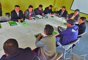 Invitan a Conmebol al Congreso Extraordinario de la FBF
