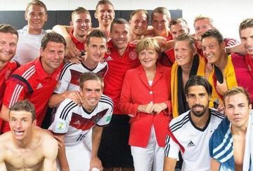 Merkel pide aclaración por escándalo del Mundial a Federación Alemana de Fútbol