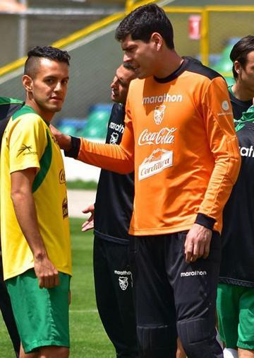 Leonel Morales y Juan Carlos Arce serán bajas en la Verde
