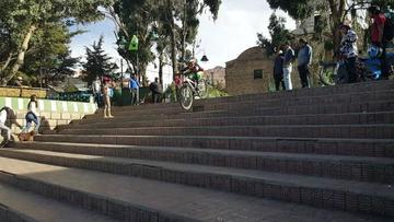 La Villa Imperial será sede de la prueba del descenso de ciclismo