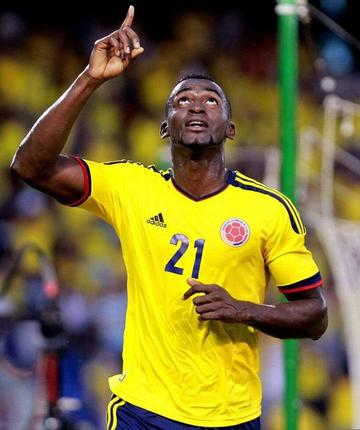 Jackson Martínez es baja en Colombia