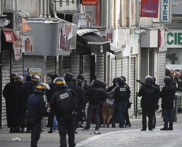 Redada antiterrorista termina con dos fallecidos en Francia