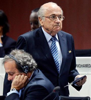Blatter y Platini pierden sus apelaciones