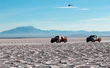 La etapa en Uyuni será la más larga del Dakar 2016
