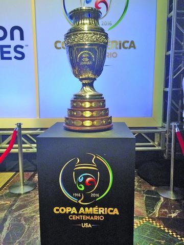 Todo está listo para la Copa Centenario