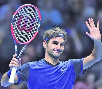 Federer y Djokovic están en semifinales