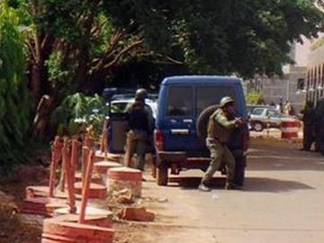 La toma de un hotel acaba con 40 personas fallecidas en Mali