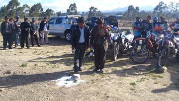 Chaquí crea la escuela municipal de motociclismo
