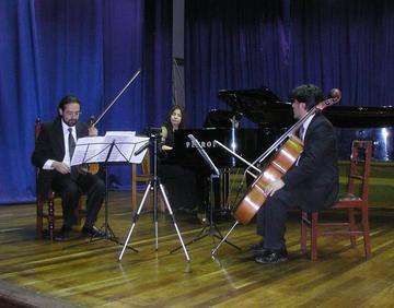 Camerata del Sur presentó recital