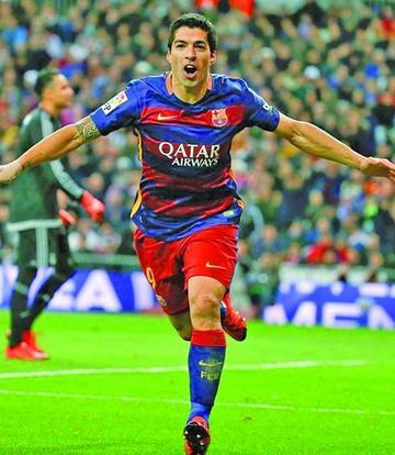 Barcelona se da un festín de goles