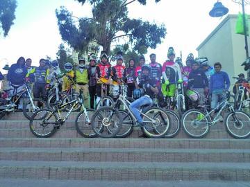 Más de 50 ciclistas correrán en la prueba de descenso