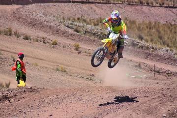 Choque se impone en la décima fecha del campeonato de motociclismo