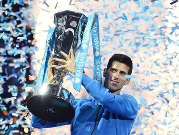 Djokovic gana su quinto Masters