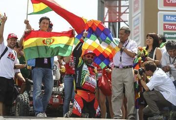 Presentación del Dakar tendrá a pilotos