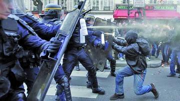 La Cumbre del Clima comienza con enfrentamientos en París