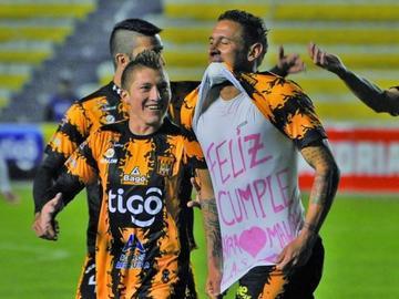 El Tigre gana y hunde más a Nacional Potosí